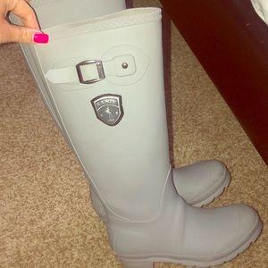 Rain boots!!